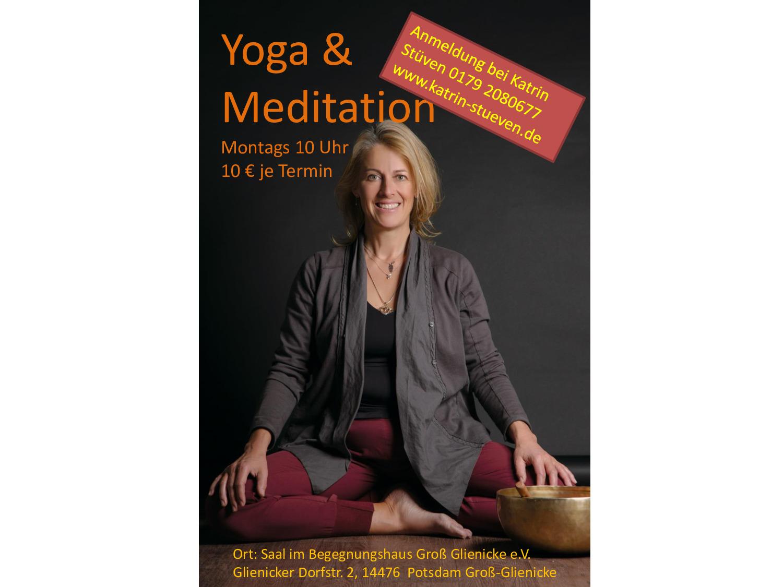Yoga Im Begegnungshaus